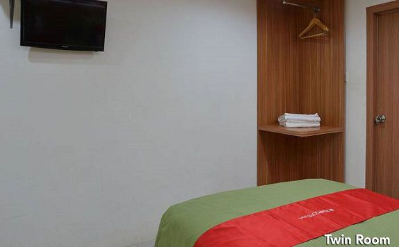 Hotel Room di ZEN Rooms Kampung Bali Tanah Abang (ZEN Rooms Green Apple)