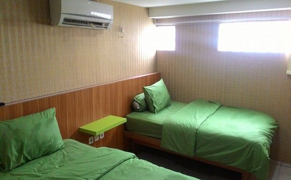 Standard Room di ZEN Rooms Kampung Bali Tanah Abang (ZEN Rooms Green Apple)
