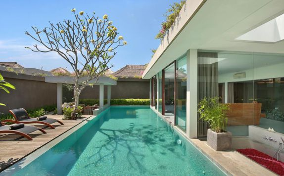 swimming pool di Ziva Boutique Villa