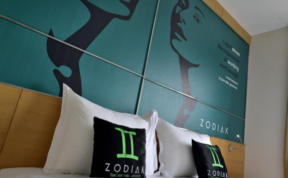 Guest Room di Zodiak MT Haryono