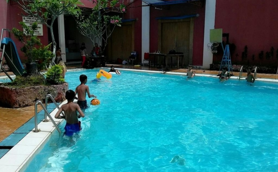 swimming pool di Abadi Lubuk Linggau