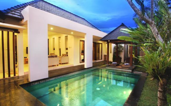 Swimming Pool di Adnyana Villas & Rooms