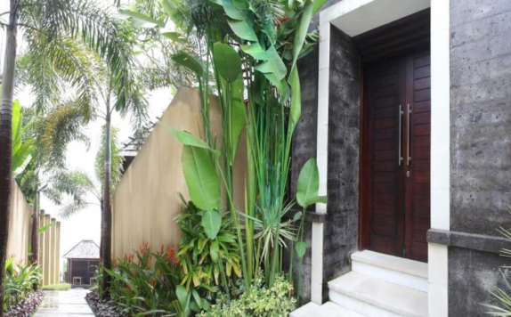 Gate in di Adnyana Villas & Rooms