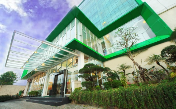 Front view di Agria Hotel Bogor