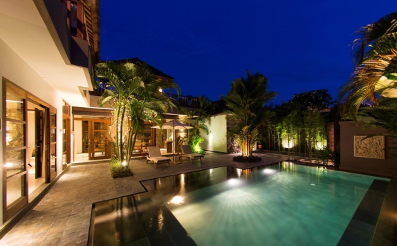 Swimming Pool di Akara Villas