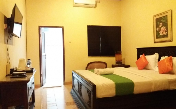 Guest room di Alam Jogja Hotel and Resort