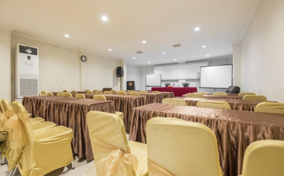 Meeting room di Alden Hotel