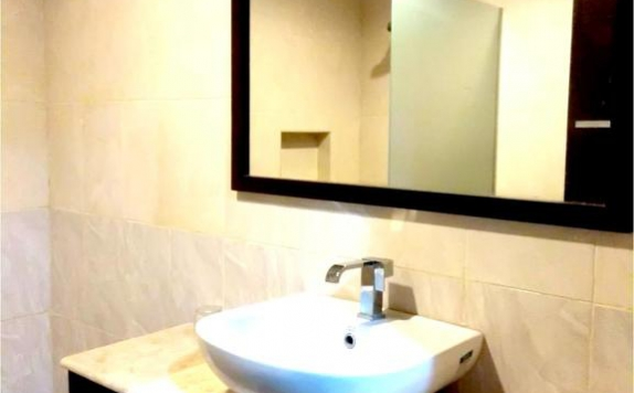 Bathroom di Alexander Hotel