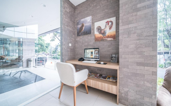 Interior di All Nite and Day Residence Kebon Jeruk