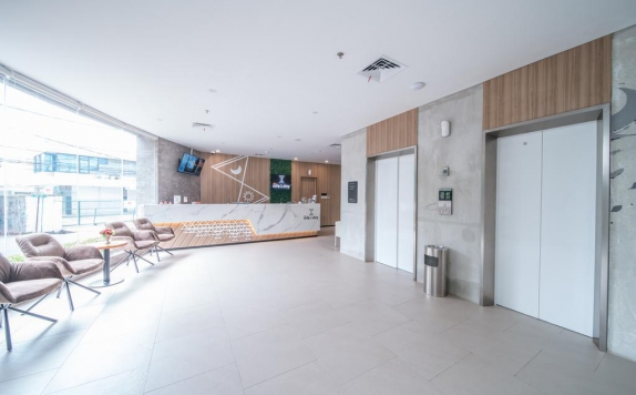 Lobby di All Nite and Day Residence Kebon Jeruk