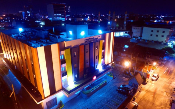 Top view di Amaris Hotel Pekanbaru