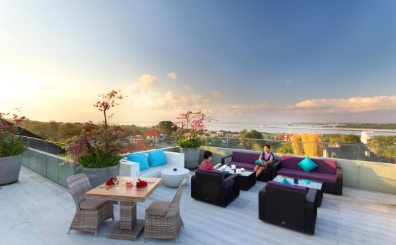 Rooftop lounge di Amaroossa Boutique