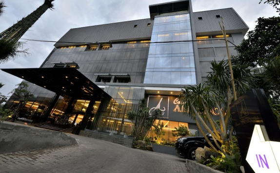 front view di Amaroossa Cosmo Jakarta