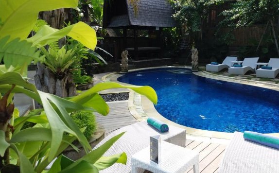 Swimming Pool di Amoya Inn