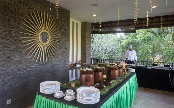 Food and Beverages di Anahata Villas and Spa Resort
