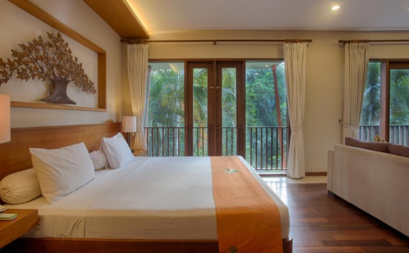 Guest Room di Anahata Villas and Spa Resort