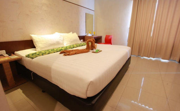 Guest Room di Andelir Convention Hotel