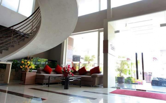 lobby di Andelir Convention Hotel
