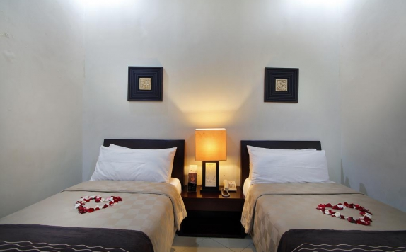Bedroom di Anika Guest House