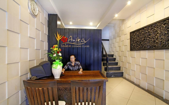Reservation di Anika Guest House