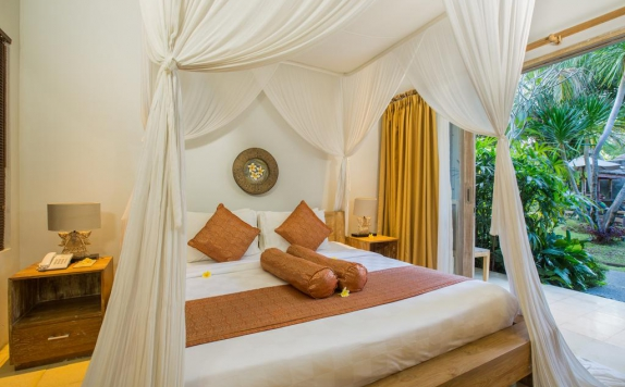 Guest Room di Anulekha Resort and Villa