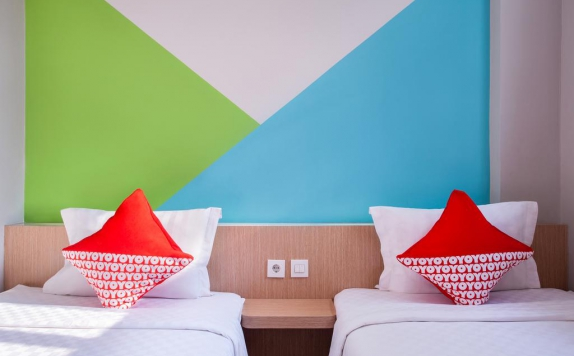 Guest Room di Apple Platinum Hotel