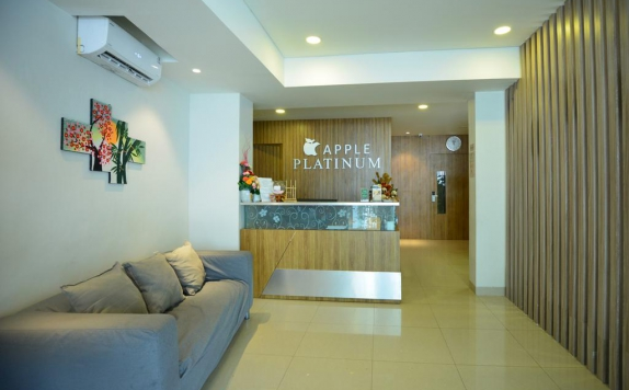 lobby di Apple Platinum Hotel