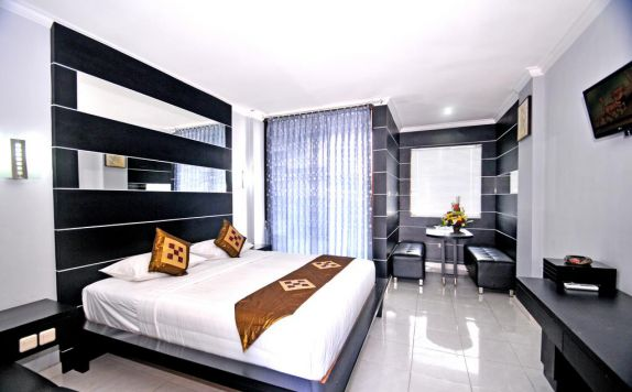 guest room di Arya Hotel and Spa