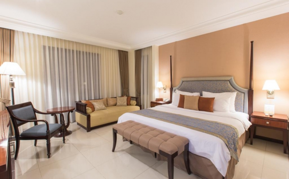 Double bed di Asmila Boutique Hotel