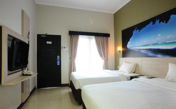 interior di Asoka City Hotel