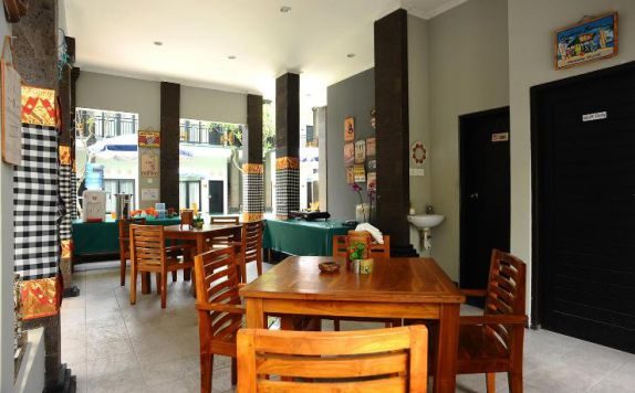 restaurant di Asoka City Hotel