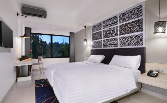Guest room di Aston Anyer Beach Hotel