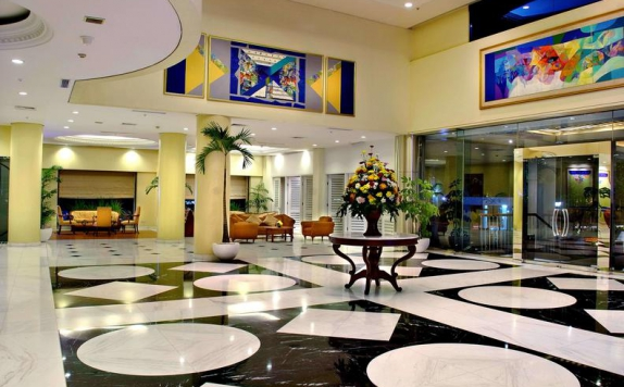 Interior Lobby di Aston At Kuningan Suites