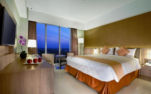 Guest room di Aston Banua Hotel & Convention Center Banjarmasin