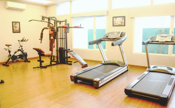 Gym di Aston Banua Hotel & Convention Center Banjarmasin
