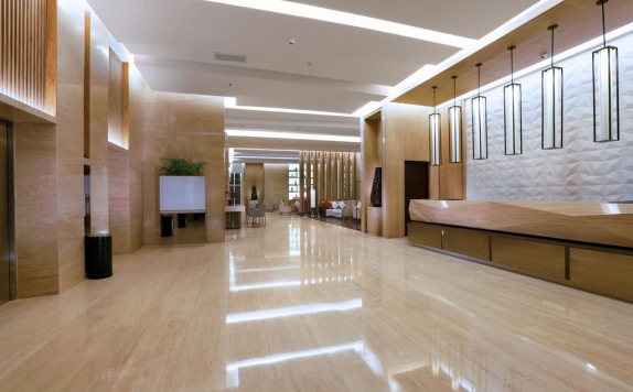 Lobby di Aston Banua Hotel & Convention Center Banjarmasin