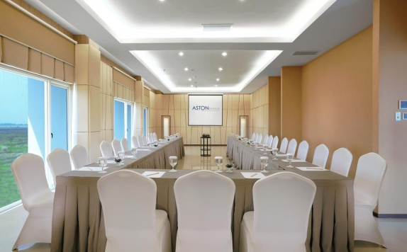 Meeting room di Aston Banua Hotel & Convention Center Banjarmasin