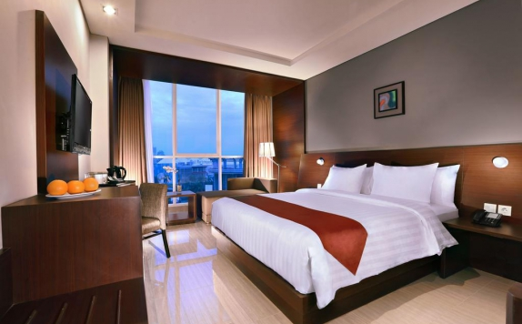 Guest room di Aston Imperial Bekasi Hotel & Conference Center