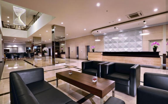 Lobby di Aston Imperial Bekasi Hotel & Conference Center