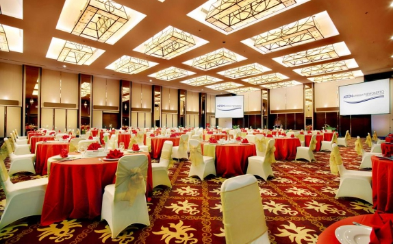 Ballroom di Aston Imperium Purwokerto Hotel & Convention Center