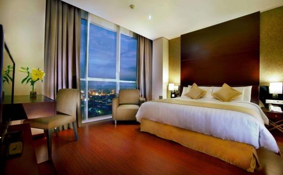 Guest room di Aston Imperium Purwokerto Hotel & Convention Center