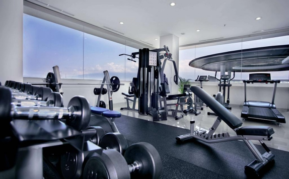Gym di Aston Imperium Purwokerto Hotel & Convention Center