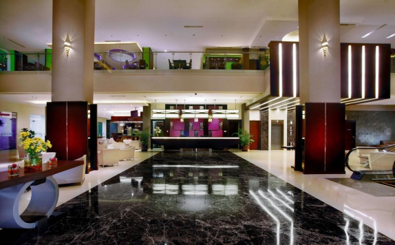 Lobby di Aston Imperium Purwokerto Hotel & Convention Center