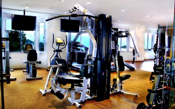 Gym di Aston Jayapura Hotel & Convention Center