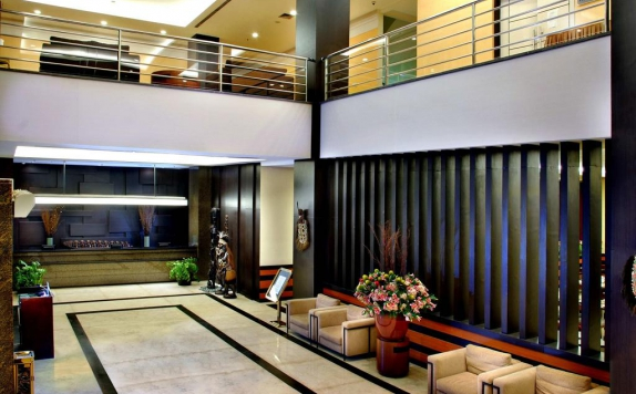 Interior di Aston Jayapura Hotel & Convention Center