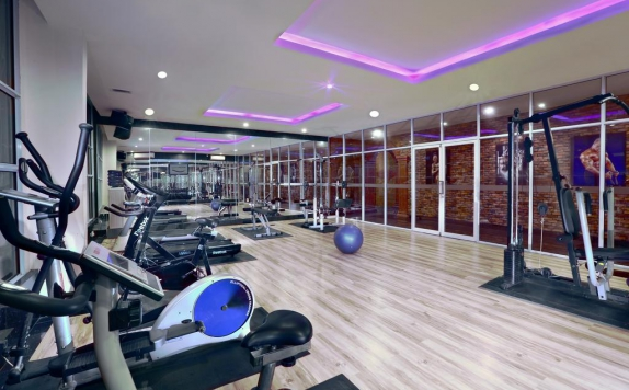 Gym di Aston Karimun City