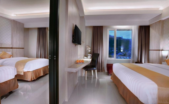 Amenities di Aston Lampung City Hotel
