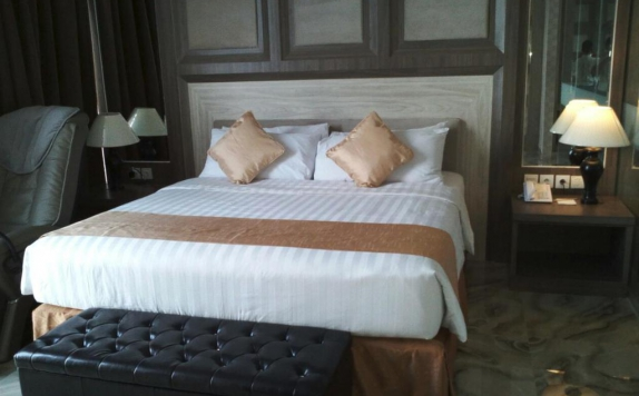 Guest room di Aston Lampung City Hotel