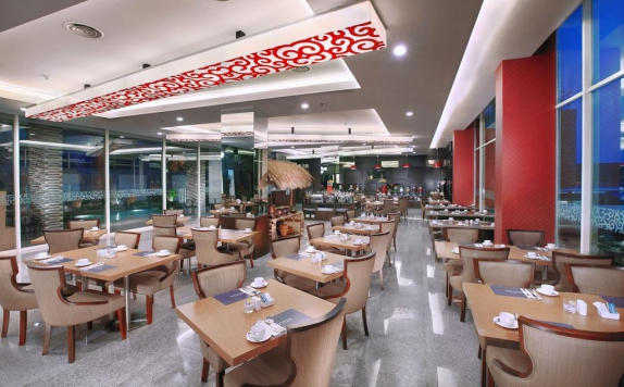 Restaurant di Aston Lampung City Hotel