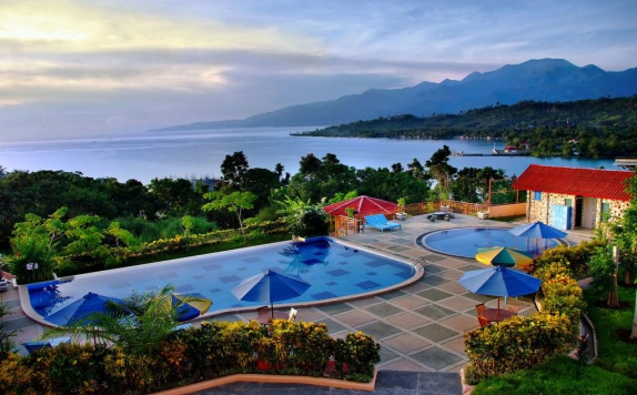 Swimming Pool di Aston Niu Manokwari